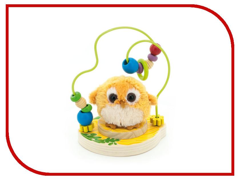 Игрушка Мир деревянных игрушек Лабиринт Совушка Д388 игрушка мир деревянных игрушек лабиринт буренка д384