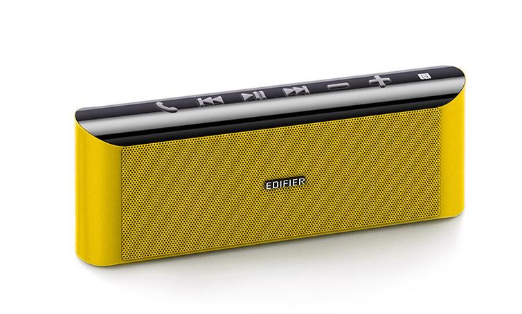 Колонка Edifier MP233 Yellow цена в Москве и Питере