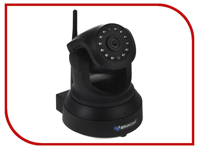 IP камера VStarcam C8824WIP Black