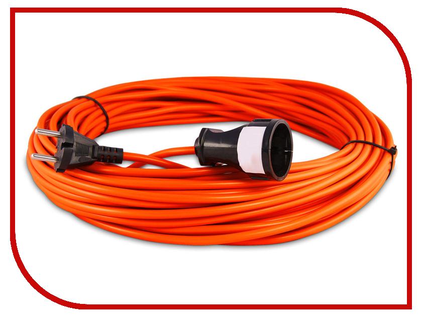 Удлинитель LUX УС1-Е-20 У-161 1 Socket 20m 16120