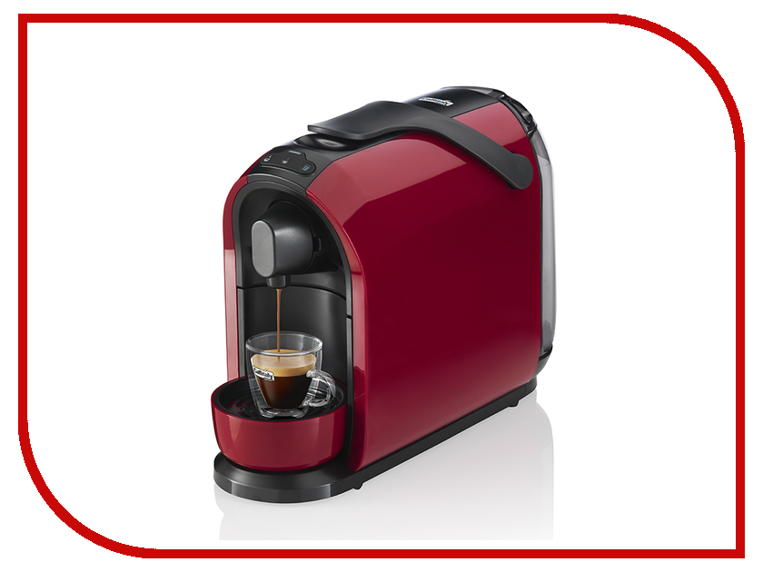 Caffitaly System S24 Primo Red-Black