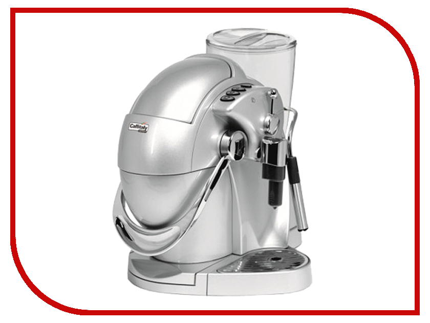 Caffitaly System Nautilus S06 Silver