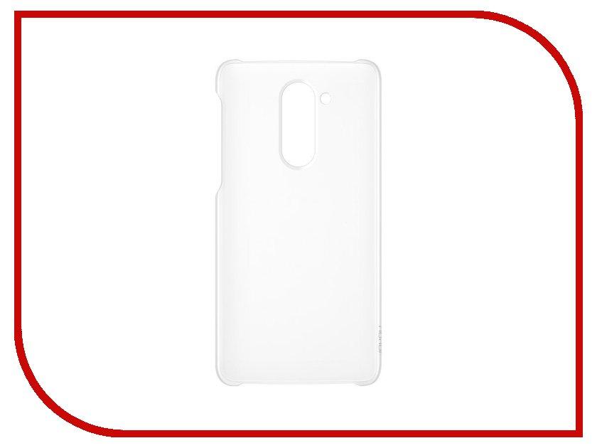 Аксессуар Чехол Huawei Honor 6X PC Case смартфон huawei honor 6x 32 гб