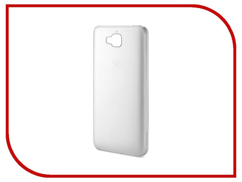 Аксессуар Чехол Huawei Honor Y6 / 4C Pro PC Case Transparent
