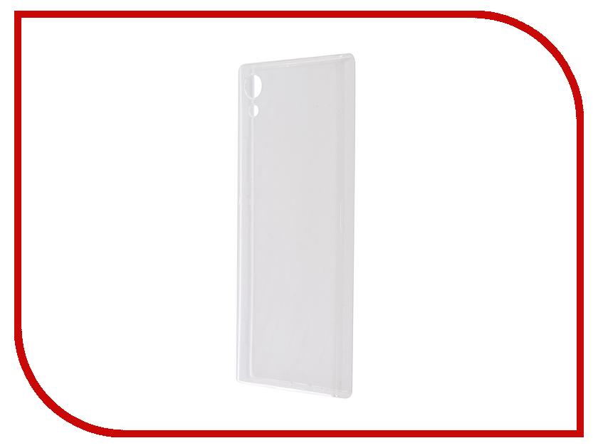 Аксессуар Чехол Sony Xperia XA1 G3121/G3123/G3125 Svekla Silicone Transparent SV-SOG3121-WH аксессуар чехол lenovo vibe c2 k10a40 svekla transparent sv lek10a40 wh