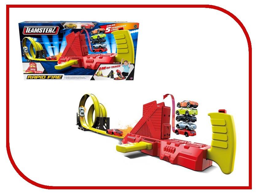 Автотрек HTI Teamsterz 1416208.00 hti мусоровоз roadsterz