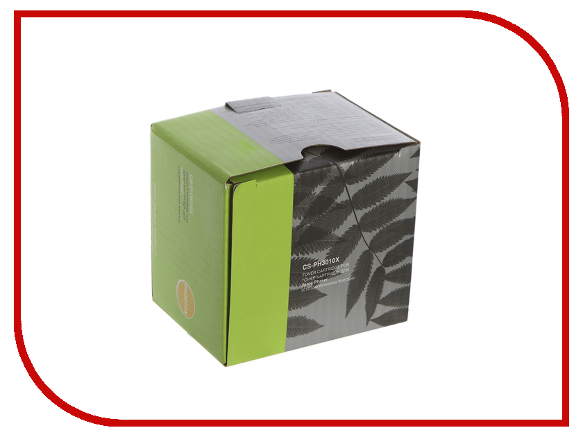 Картридж Cactus CS-PH3010X 106R02183 Black для Xerox Phaser 3010/WorkCentre 3045 2300 стр