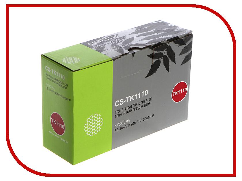 Картридж Cactus CS-TK1110BK Black для Kyocera FS 1020MFP/1040/1120MFP 2500стр картридж cactus cs sp311xe black