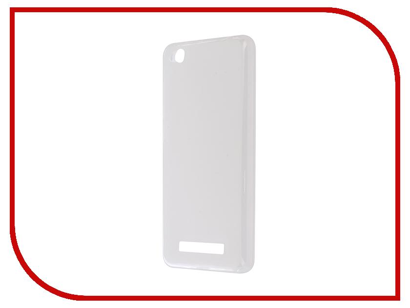 Аксессуар Чехол Xiaomi Redmi 4A Svekla Silicone Transparent SV-XIRED4A-WH аксессуар чехол lenovo vibe c2 k10a40 svekla transparent sv lek10a40 wh