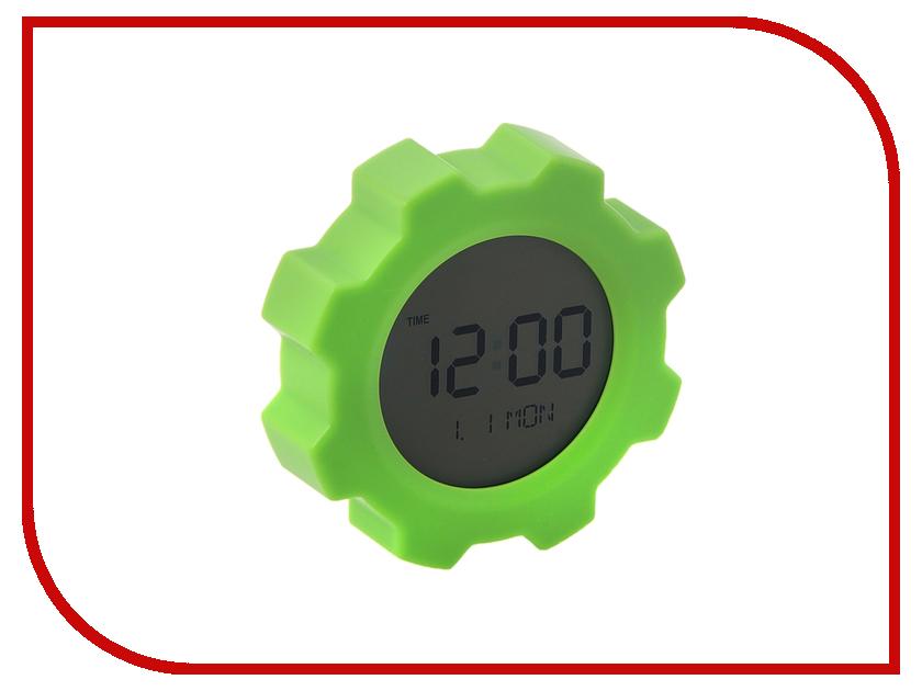 Часы СИМА-ЛЕНД Green 184531 насос сима ленд 492535