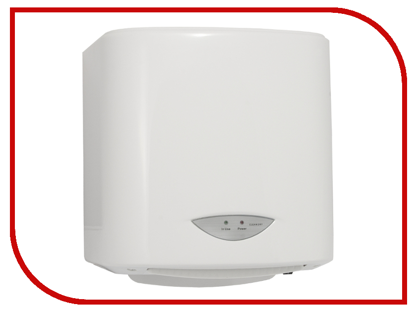 Электросушилка для рук Puff 8805А White 1401.313