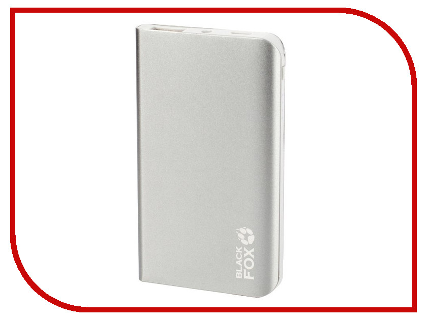 Аккумулятор Black FOX BMP041S 4000mAh Silver