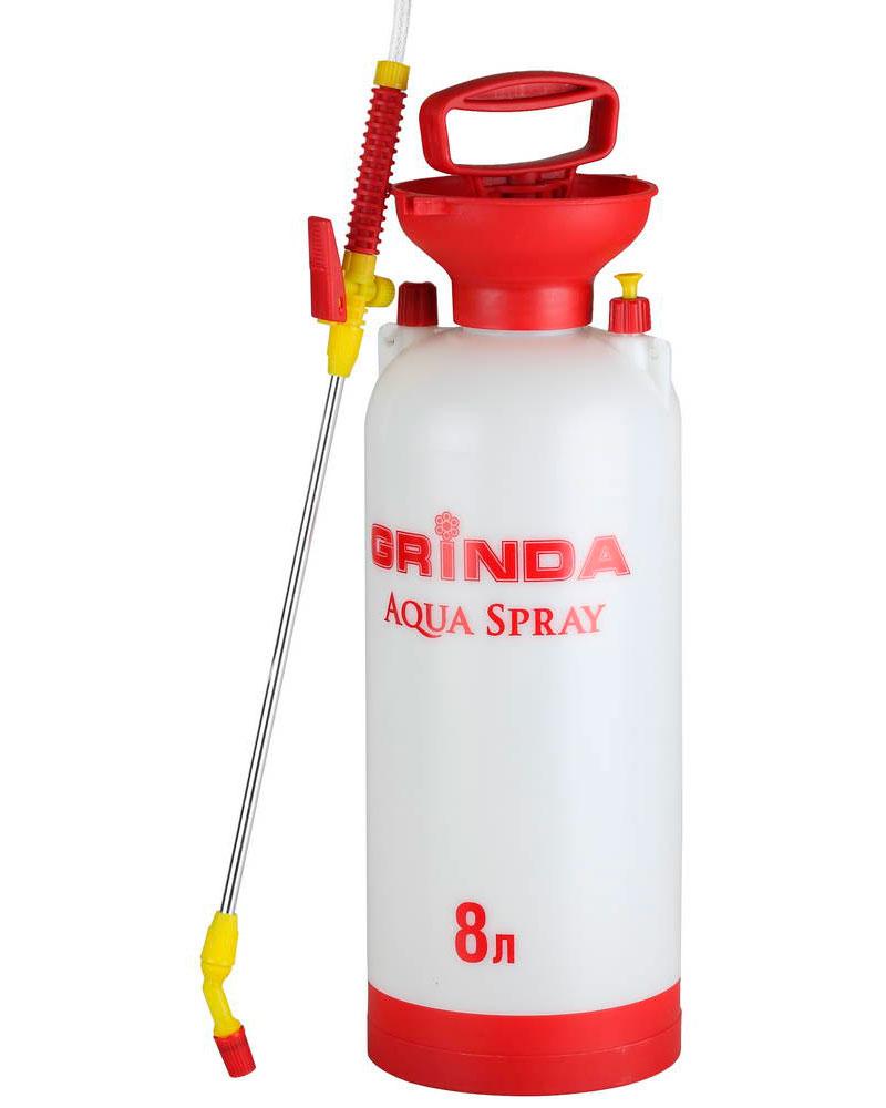 Опрыскиватель Grinda Aqua Spray 8л 8-425117 z01 grinda 8 422305 z01