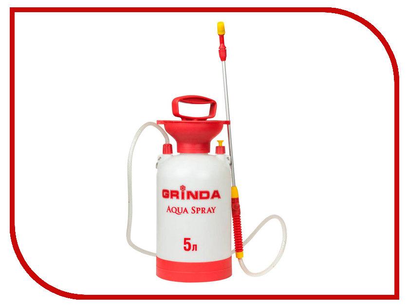 Опрыскиватель Grinda Aqua Spray 5л 8-425115 z01 пила grinda 1552 76 z01