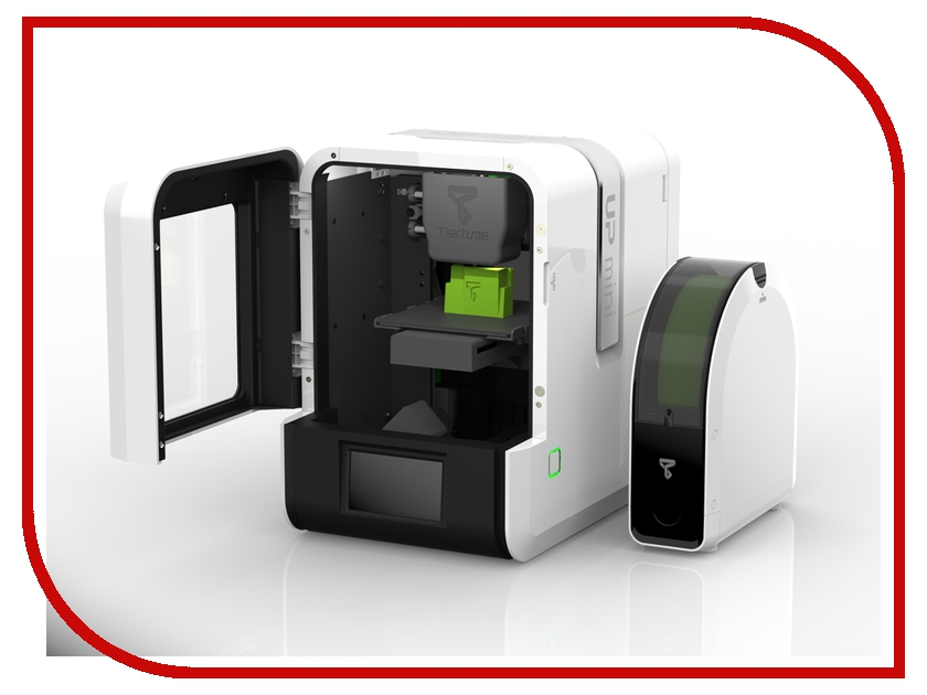 3D принтер UP Mini 2 3d принтер zmorph 2 0 sx