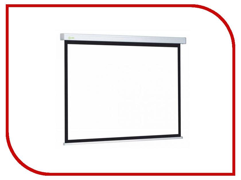 Экран Cactus 150x150cm Wallscreen CS-PSW-150x150 1:1 White