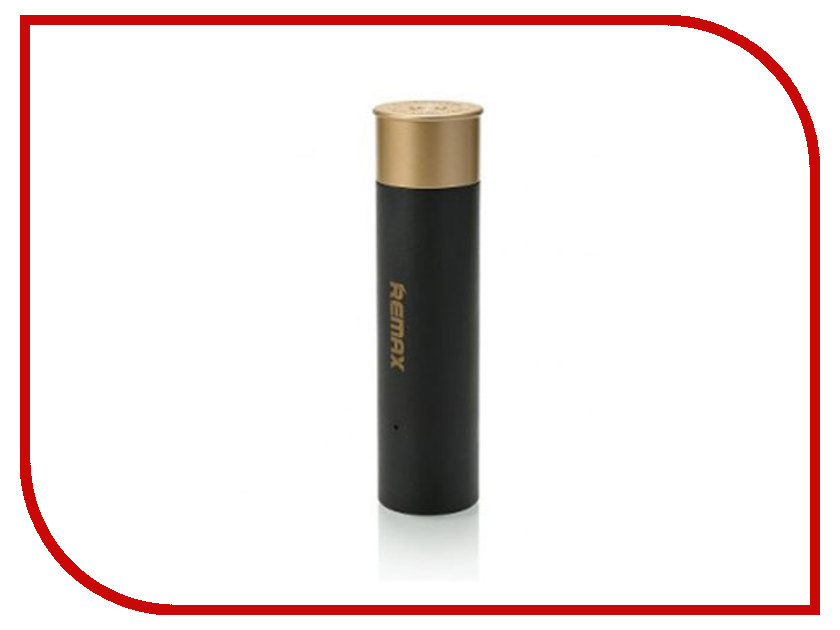 Аккумулятор Remax Shell RPL-18 Power Bank 2500mAh Black