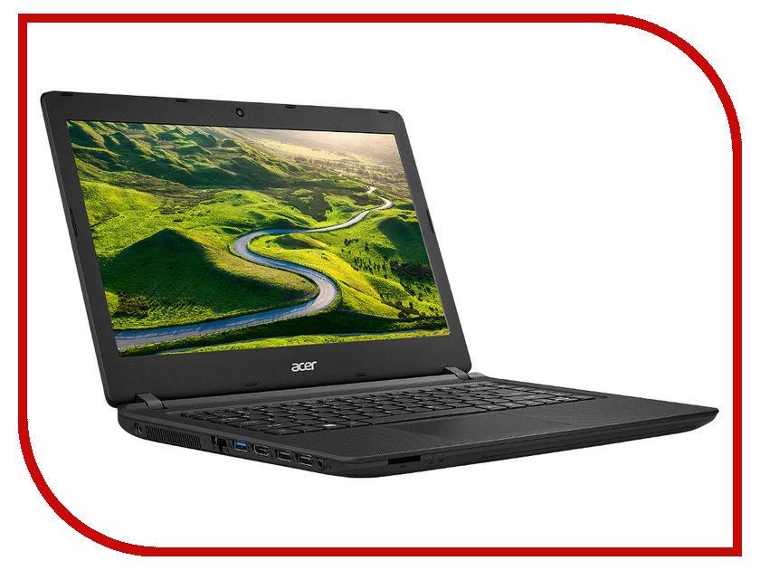 Ноутбук Acer Aspire ES1-432-C9Y8 NX.GGMER.002 (Intel Celeron N3350 1.1 GHz/2048Mb/32Gb SSD/No ODD/Intel HD Graphics/Wi-Fi/Bluetooth/Cam/14.0/1366x768/Windows 10) ноутбук acer aspire es1 432 c9y8 celeron n3350 2ghz 14 2gb ssd32gb hd graphics 500 w10р64 black nx ggmer 002