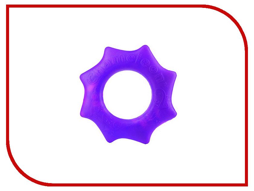 Игра спортивная Chameleon Changing Colorz Большое летающее кольцо Фрисби Violet 89102