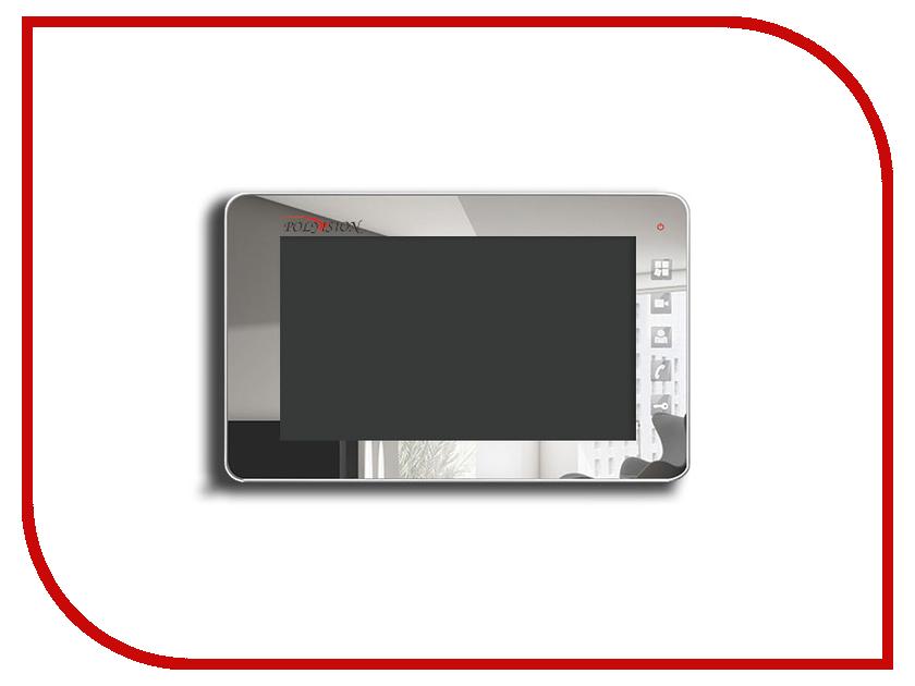 Видеодомоф��н Polyvision PVD-7S v.7.3 Chrome