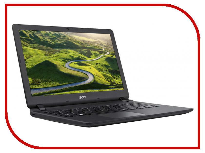 Ноутбук Acer Aspire ES1-572-30FE NX.GKQER.007 (Intel Core i3-6006U 2.0 GHz/4096Mb/1000Gb/DVD-RW/Intel HD Graphics/Wi-Fi/Bluetooth/Cam/15.6/1920x1080/Linux)