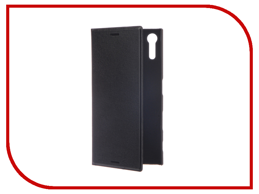 Аксессуар Чехол Sony Xperia XZs BROSCO Black XZS-BOOK-BLACK аксессуар чехол htc u ultra brosco black htc uu book black