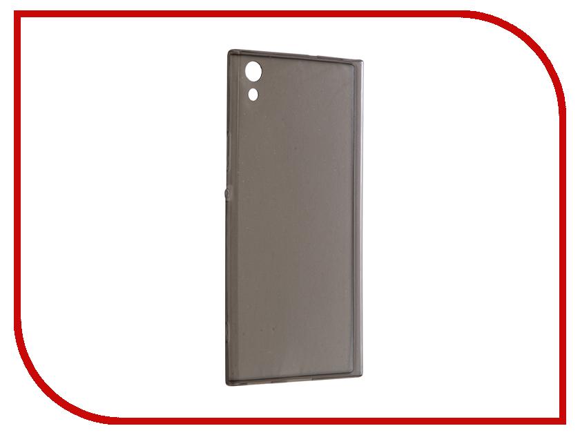 Аксессуар Чехол Sony Xperia XA1 Ultra BROSCO Silicone Black XA1U-TPU-BLACK