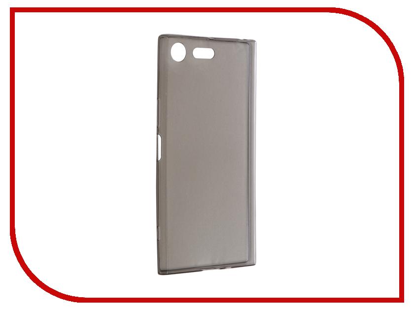 Аксессуар Чехол Sony Xperia XZ Premium BROSCO Silicone Black XZP-TPU-BLACK ip6 tpu bmp black