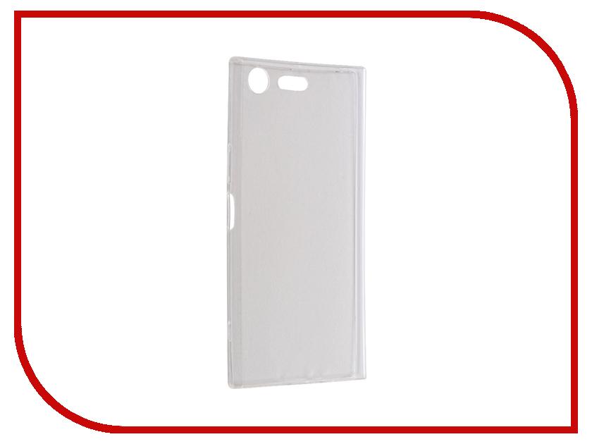 Аксессуар Чехол Sony Xperia XZ Premium BROSCO Silicone Transparent XZP-TPU-TRANSPARENT 1 transparent