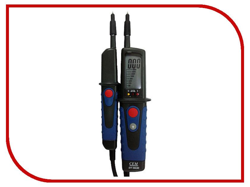 Мультиметр СЕМ DT-9030  профессиональный автомобильный мультиметр сем at 9995e 481547
