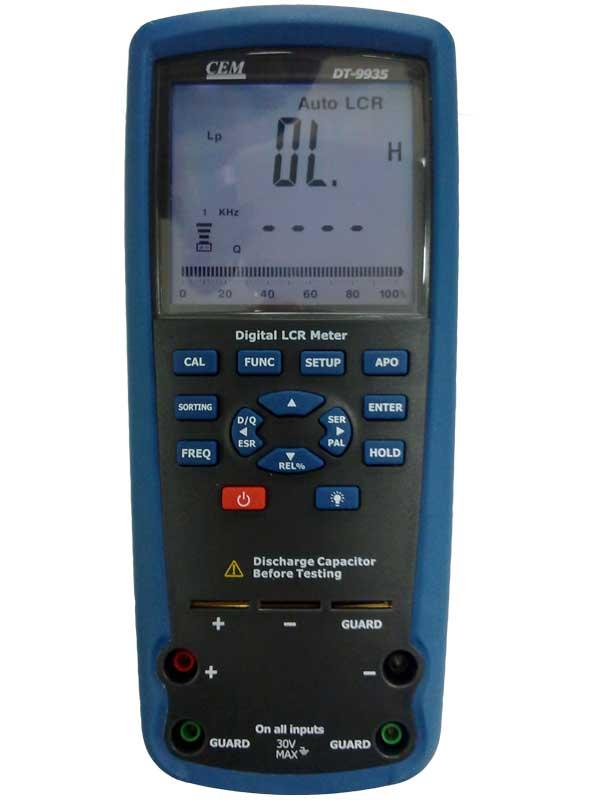 Мультиметр CEM DT-9935 термометр cem dt 131