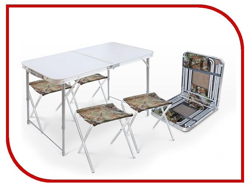 Набор складной мебели Nika ССТ-К2 Metal