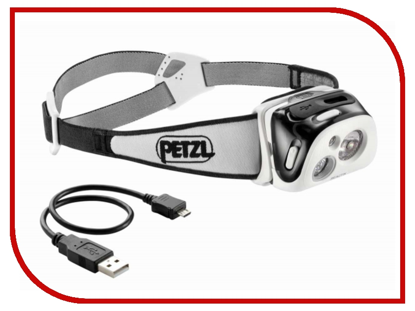 Фонарь Petzl Reactik E92HNE Black petzl duo led 14