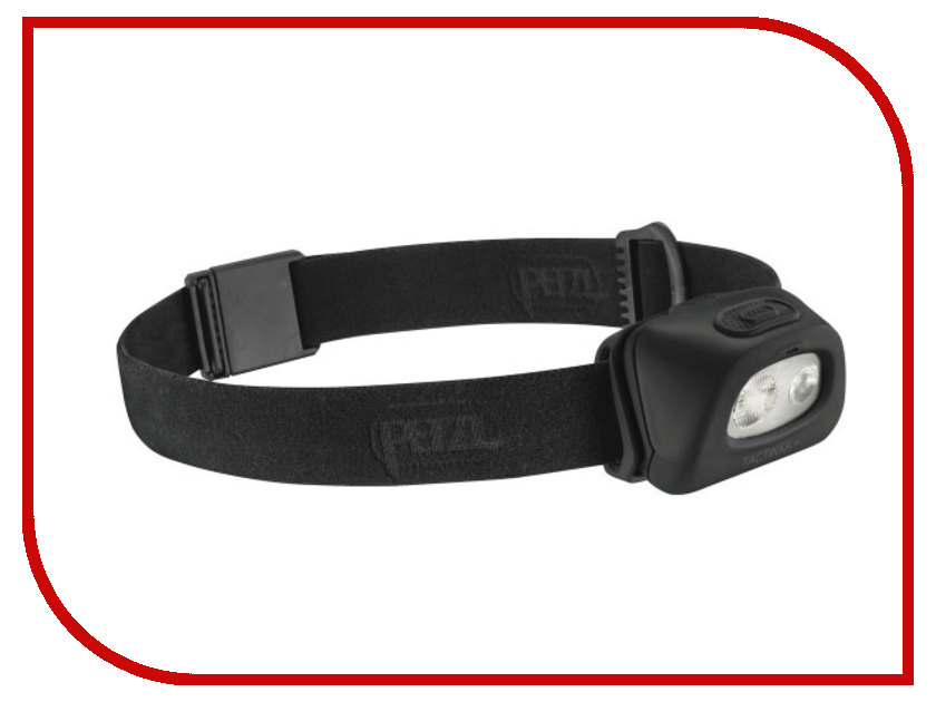 Фонарь Petzl Tactikka + E89AAA Black petzl duo led 14