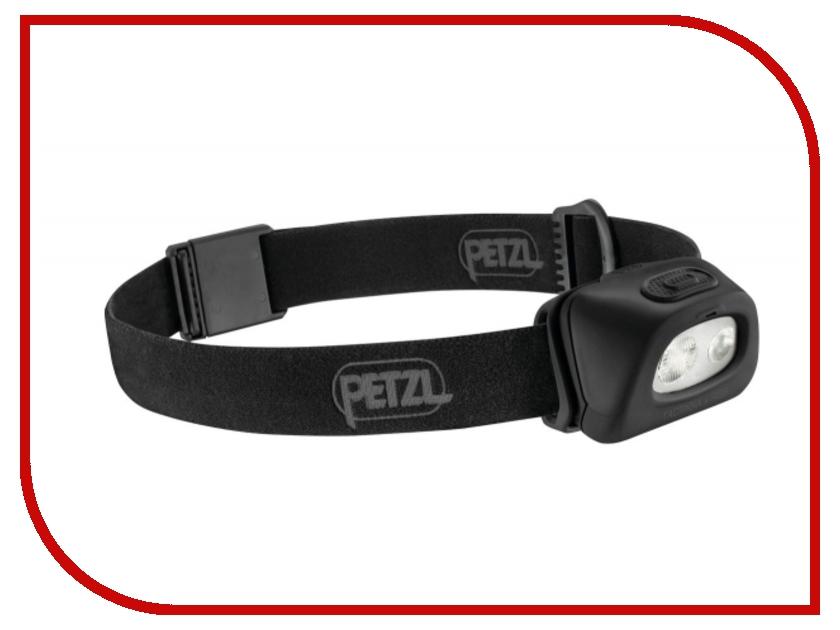 petzl corax Фонарь Petzl Tactikka + RGB E89ABA Black