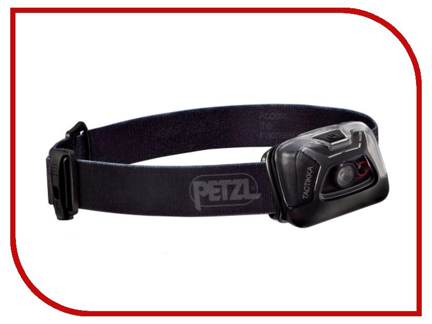 Фонарь Petzl Tactikka E93ACA Black petzl transport s42y 045