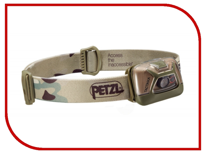 Фонарь Petzl Tactikka E93ACB Camouflage max factor facefinity all day flawless цвет 47 nude вес 50 00