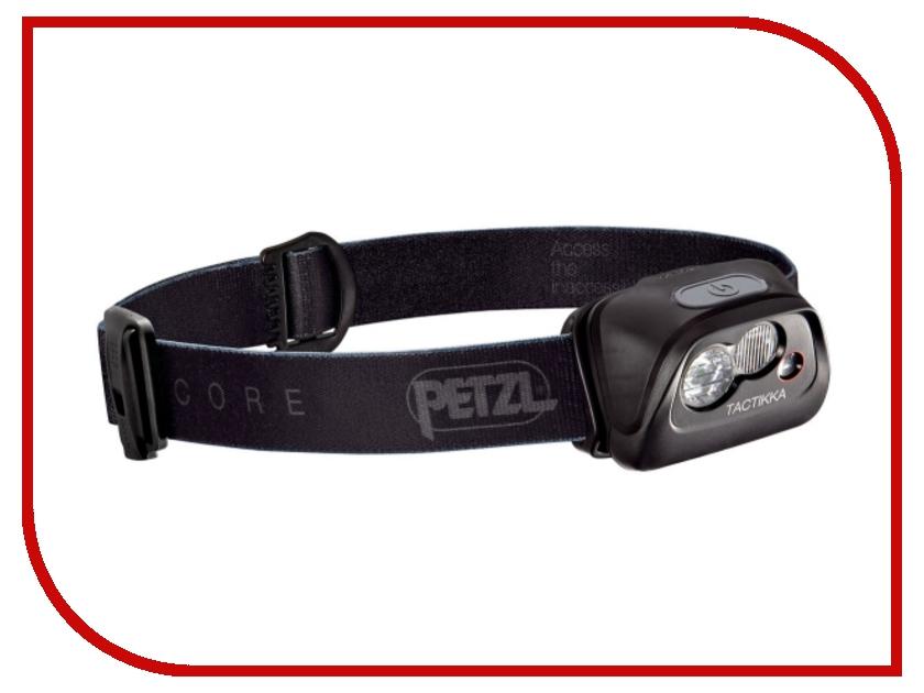 Фонарь Petzl Tactikka Core E99ADA petzl фонарь duobelt led 14 серый