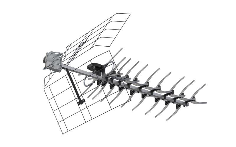Антенна РЭМО BAS X1142 SHORT-DX пакет 183078 / 207006 цена и фото