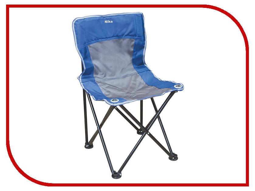 Стул Nika Премиум 3 ПСП3 Blue-Grey санки коляска nika умка 3 1 у 3 1 вязаный бирюза