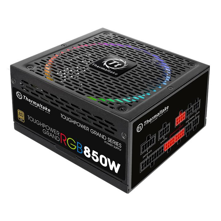 Блок питания Thermaltake Toughpower Grand RGB Gold 850W PS-TPG-0850FPCGEU-R