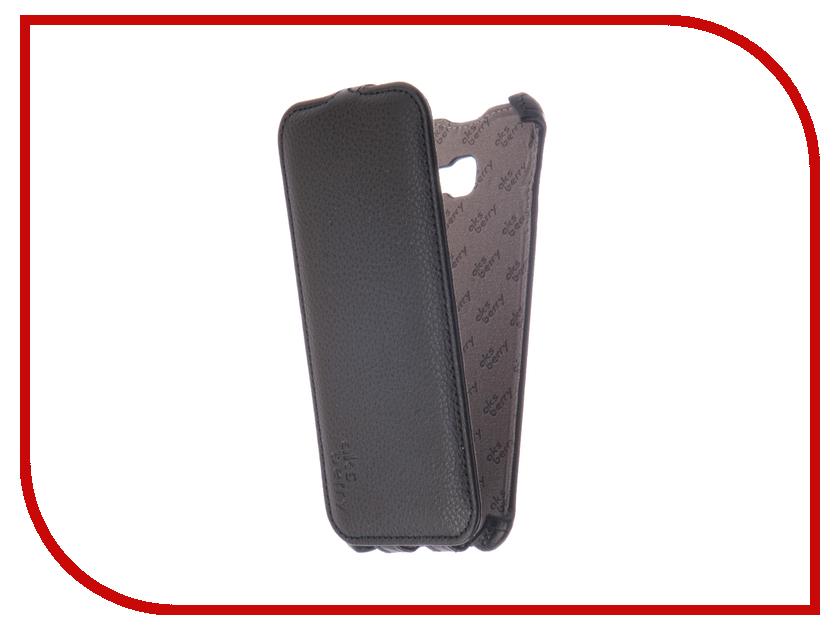 Аксессуар Чехол Samsung SM-A720F Galaxy A7/A7 Duos 2017 Aksberry Black аксессуар чехол samsung sm g920 galaxy s6 aksberry violet