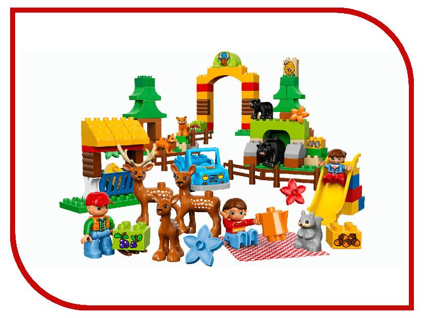 Конструктор Lego Duplo Лесной заповедник 10584