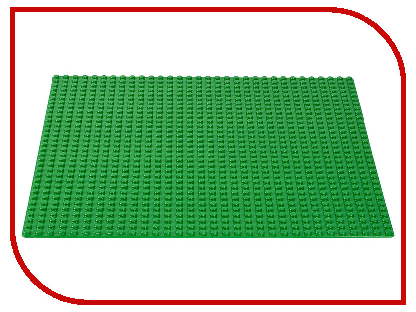 Плата Lego Classic Green 10700 lego 70735 король ронина