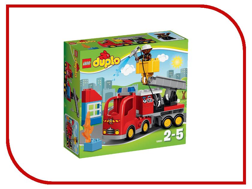 Конструктор Lego Duplo Пожарная машина 10592