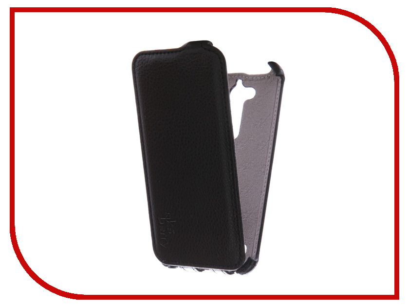 Аксессуар Чехол ASUS ZenFone Go ZB500KG Aksberry Black asus zenfone go zb500kg black