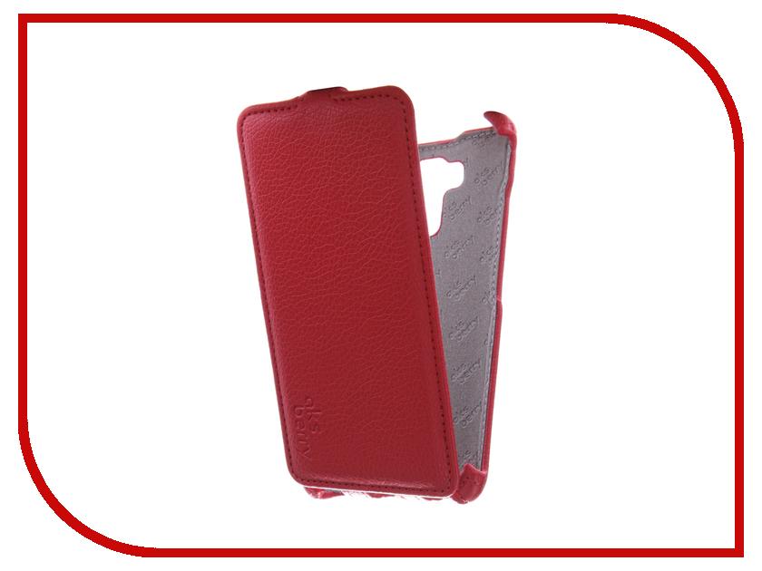 Аксессуар Чехол ASUS ZenFone 3 Max ZC553KL Aksberry Red аксессуар чехол накладка asus zenfone c zc451cg cherry black 8270