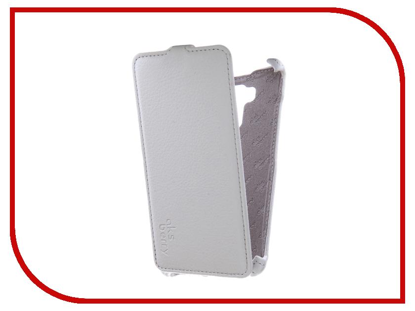 Аксессуар Чехол ASUS ZenFone 3 Max ZC553KL Aksberry White аксессуар чехол накладка asus zenfone c zc451cg cherry black 8270