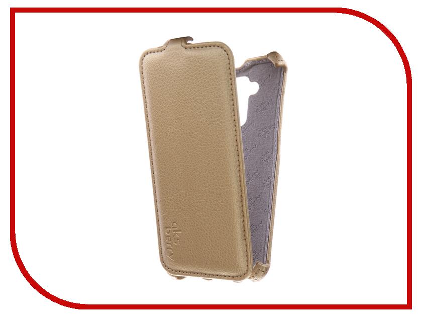Аксессуар Чехол ASUS ZenFone 3 Max ZC520TL Aksberry Gold аксессуар чехол накладка asus zenfone c zc451cg cherry black 8270