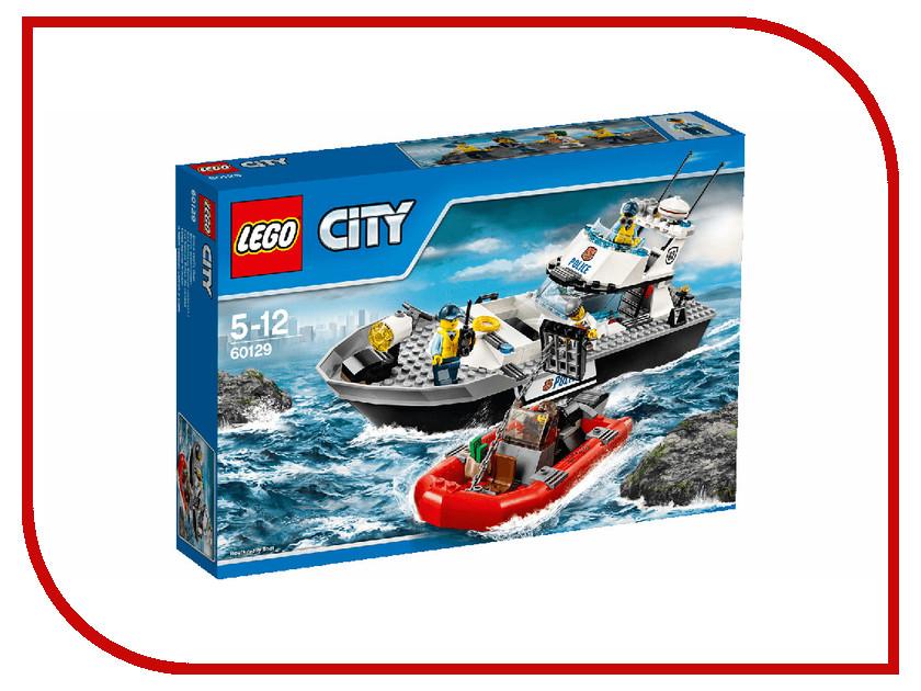 конструктор-lego-city-полицейский-патрульный-катер-60129